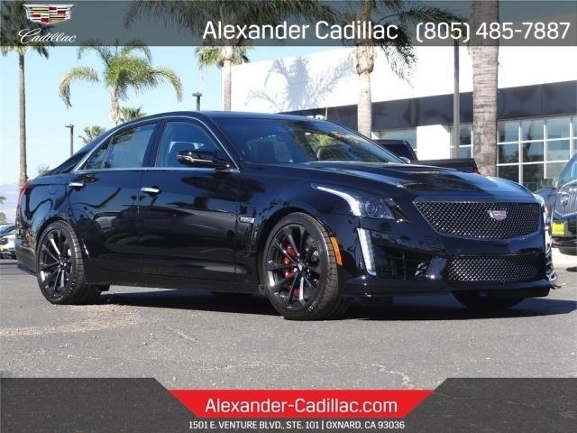 New 2018 Cadillac Cts V Release date and Specs