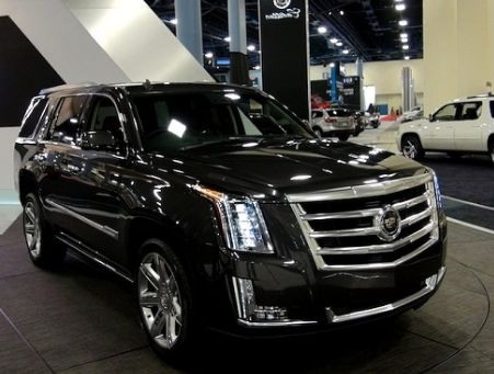 The 2018 Cadillac Escalade Luxury Suv Review