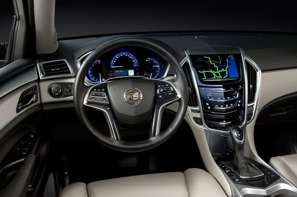 The 2018 Cadillac Srx Picture