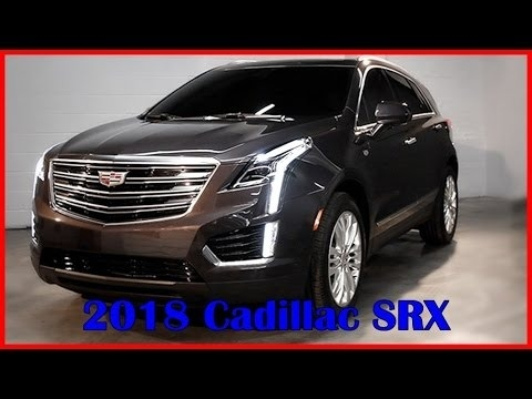 Best 2018 Cadillac Srx Price