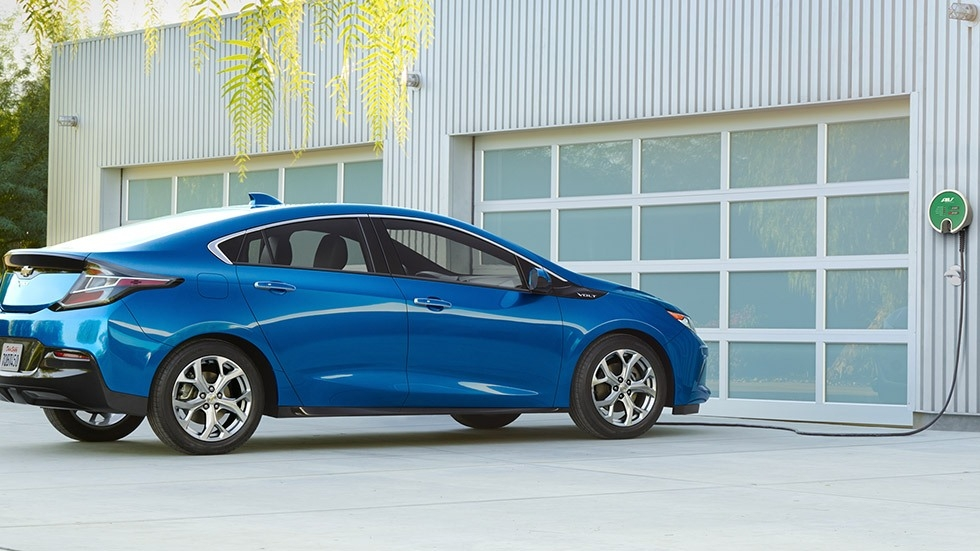 The 2018 Chevrolet Volt First Drive
