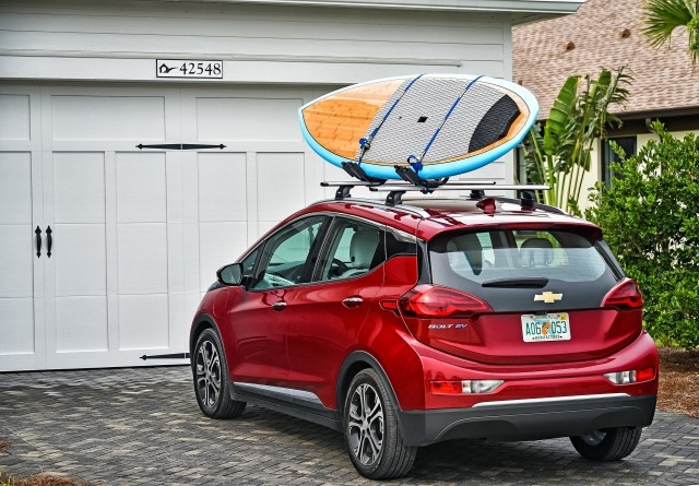 New 2018 Chevy Bolt Review