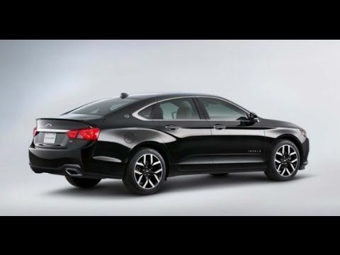 The 2018 Chevy Impala Ss First Drive