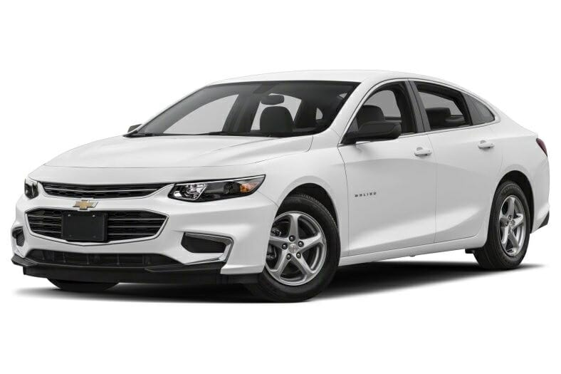 The 2018 Chevy Malibu First Drive