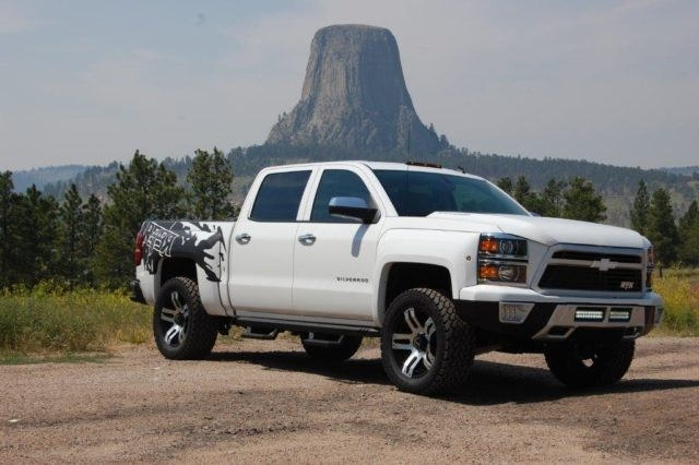 New 2018 Chevy Reaper New Release