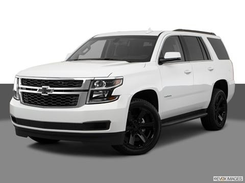 Best 2018 Chevy Tahoe Picture