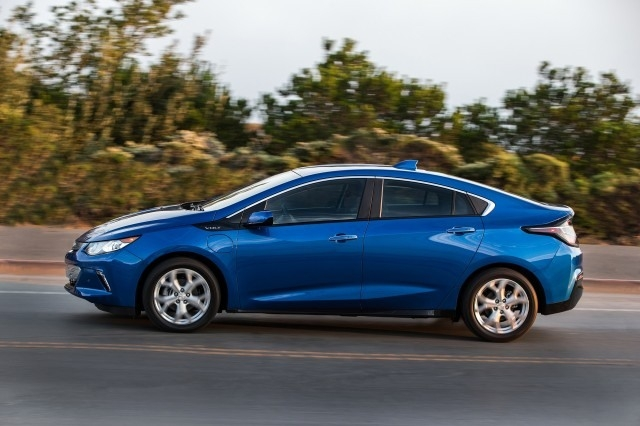 The 2018 Chevy Volt Overview