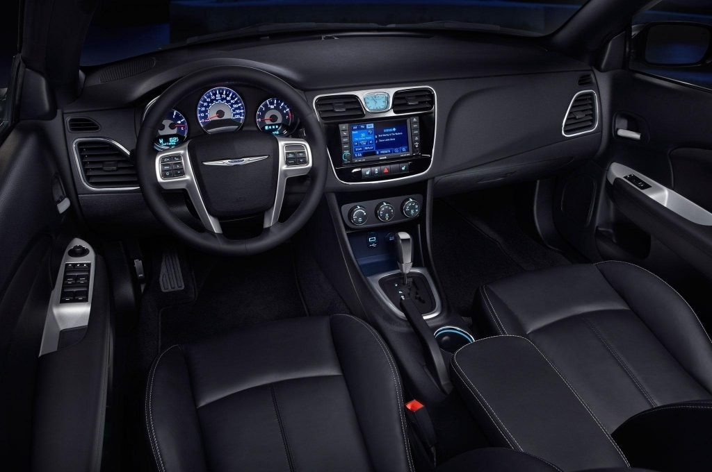 2018 Chrysler 200 Convertible Redesign and Price