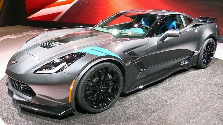 Best 2018 Corvette Z07 New Release