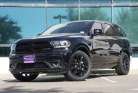 2018 Dodge Durango Redesign
