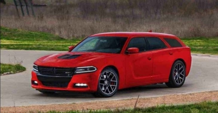 The 2018 Dodge Magnum First Drive