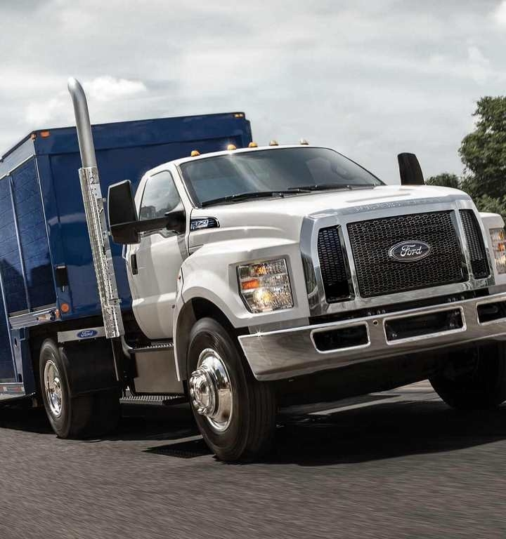 The 2018 Ford F 650 F 750 First Drive