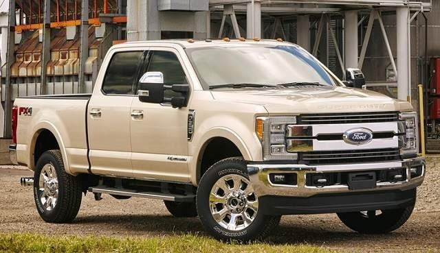 Best 2018 Ford F250 First Drive