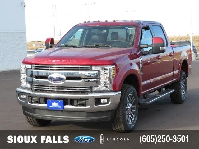 The 2018 Ford F250 Picture