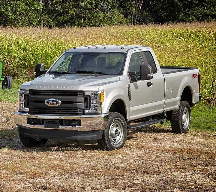 New 2018 Ford F250 Review