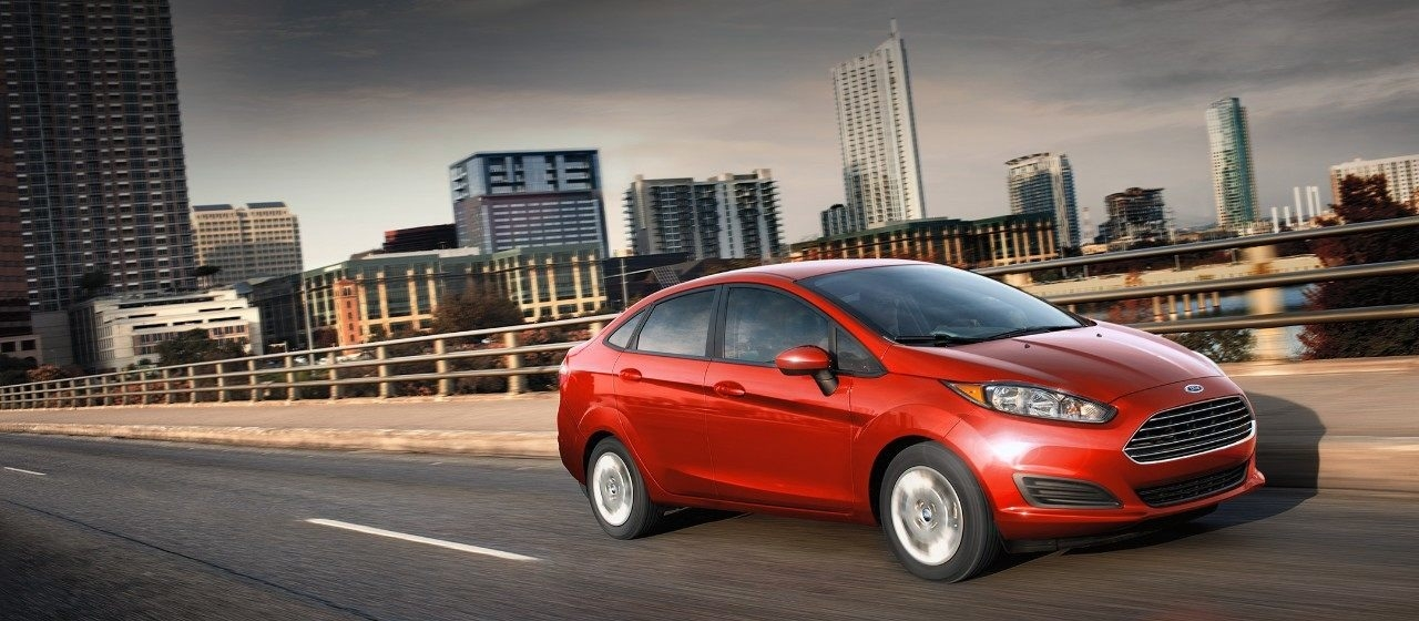 2018 Ford Fiesta New Release