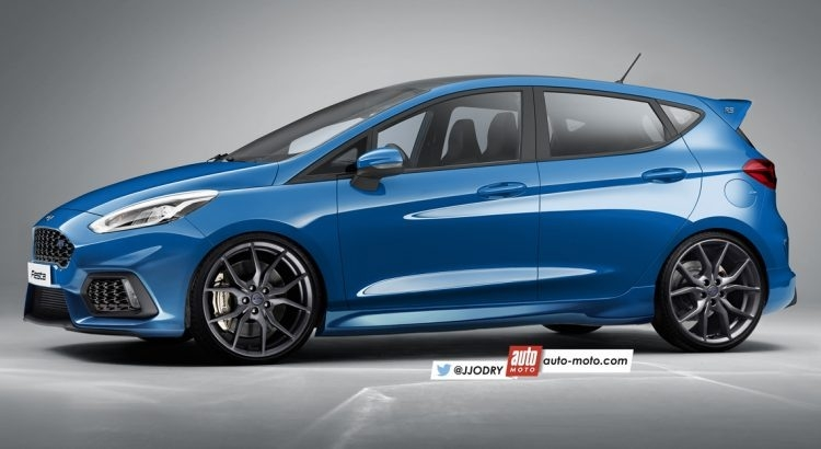 New 2018 Ford Fiesta St Rs Redesign