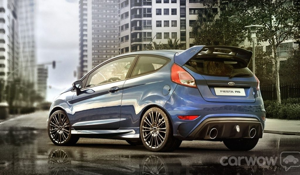 Best 2018 Ford Fiesta St Rs Redesign