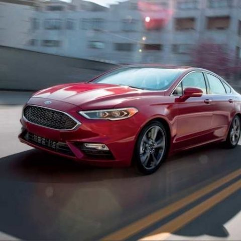 2018 Ford Fusion Review and Specs