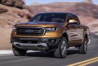 New 2018 Ford Ranger Usa New Interior