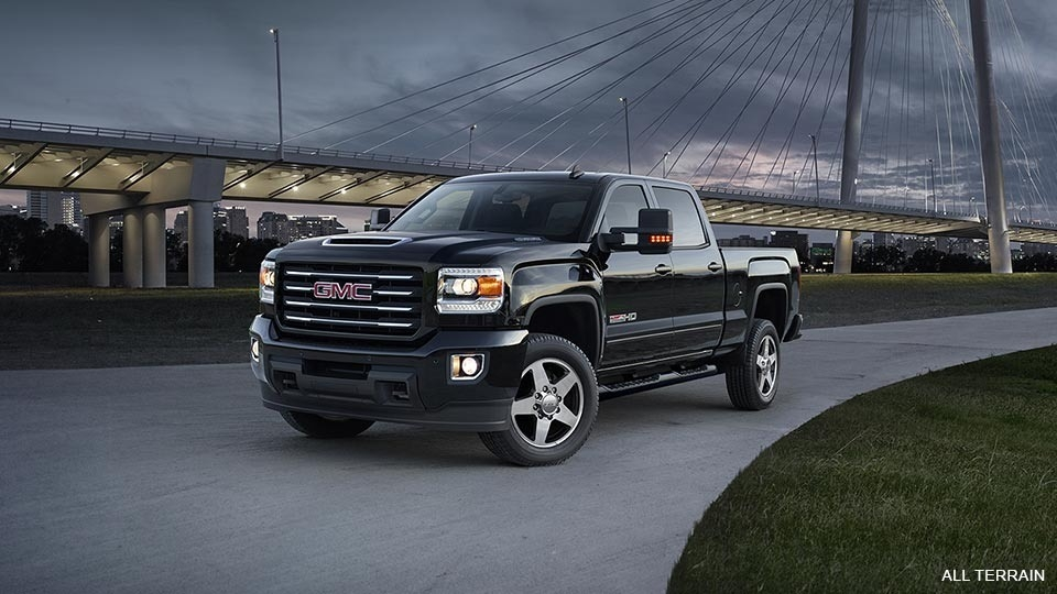 Best 2018 GMC Sierra Hd First Drive