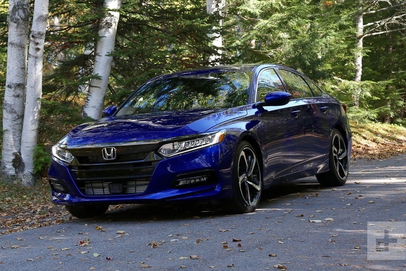 Best 2018 Honda Accord Sport Price