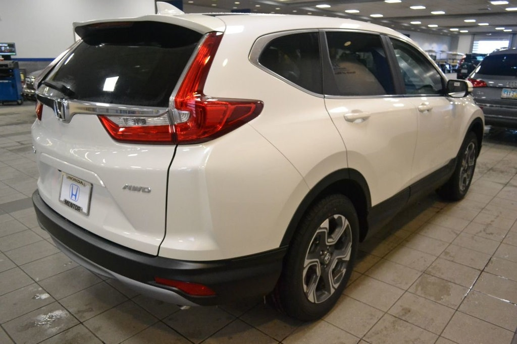New 2018 Honda CRv Specs and Review
