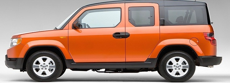 The 2018 Honda Element Specs and Review