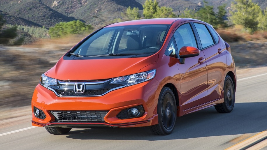 New 2018 Honda Fit New Review