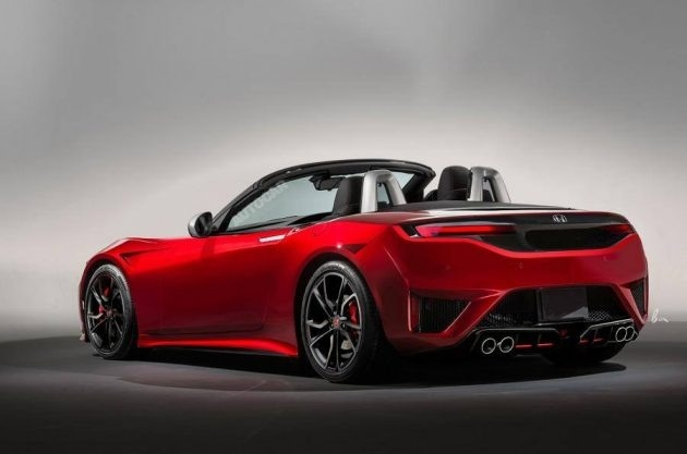 The 2018 Honda S2000 Specs and Review