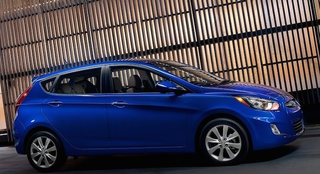 The 2018 Hyundai Accent Hatchback Concept