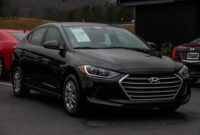 The 2018 Hyundai Elantra Sedan Release Date