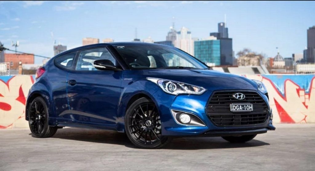 New 2018 Hyundai Veloster Turbo New Review