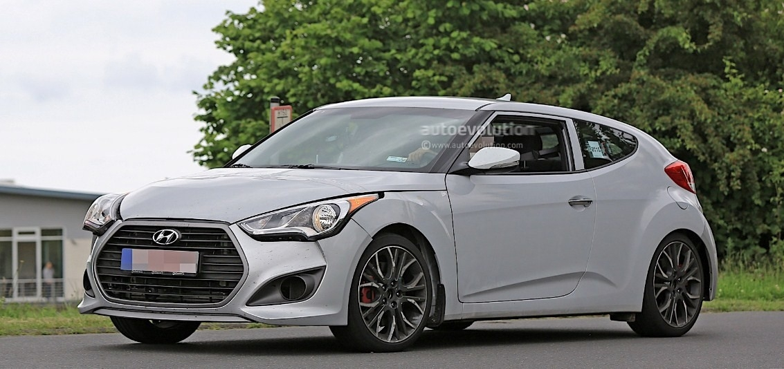 The 2018 Hyundai Veloster Turbo First Drive
