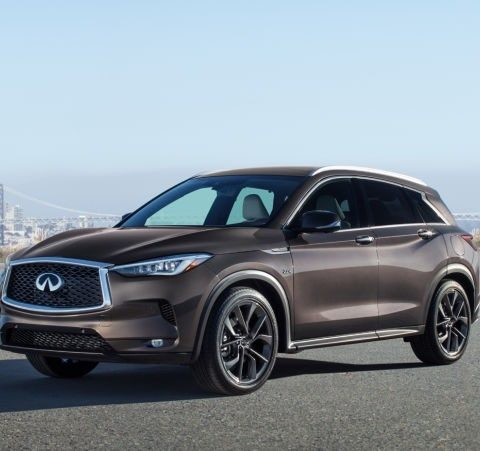 The 2018 Infiniti Qx50 Price and Release date