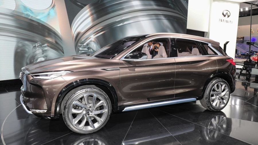 The 2018 Infiniti Qx50 Redesign and Price