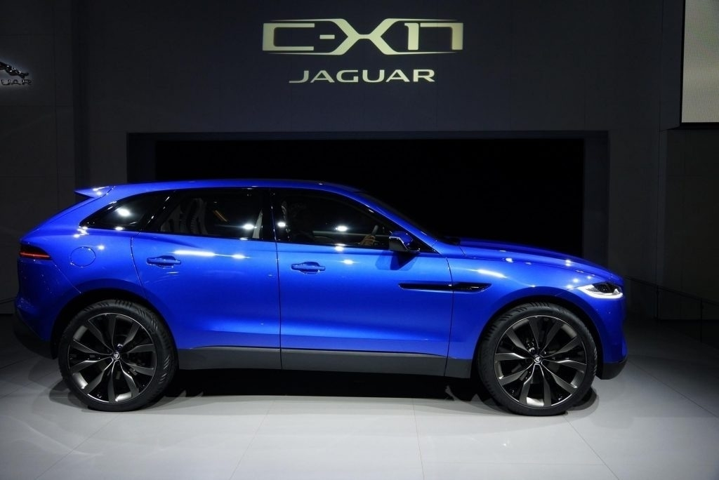 New 2018 Jaguar C X17 CRossover Specs and Review