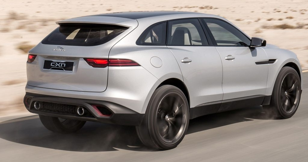 2018 Jaguar Xq CRossover New Release