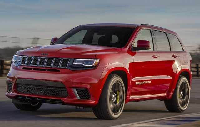 New 2018 Jeep Grand Cherokee First Drive
