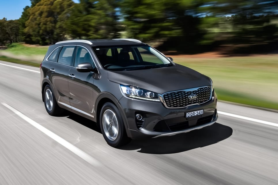 Best 2018 Kia Sorento Picture