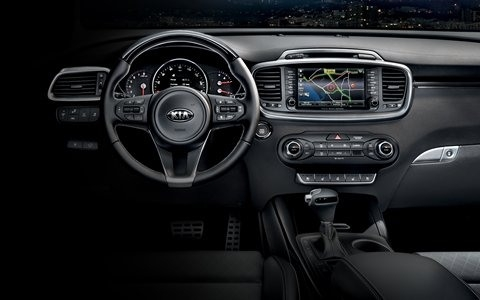 Best 2018 Kia Sorento Interior