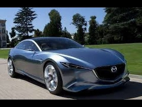 New 2018 Mazda 6 Coupe Concept