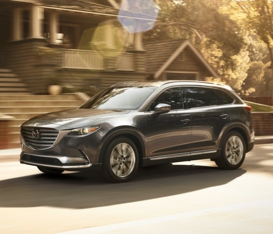 New 2018 Mazda Cx 9 Review and Specs