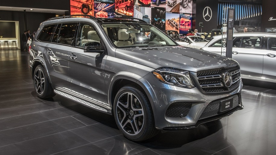 The 2018 Mercedes Gl Class Picture
