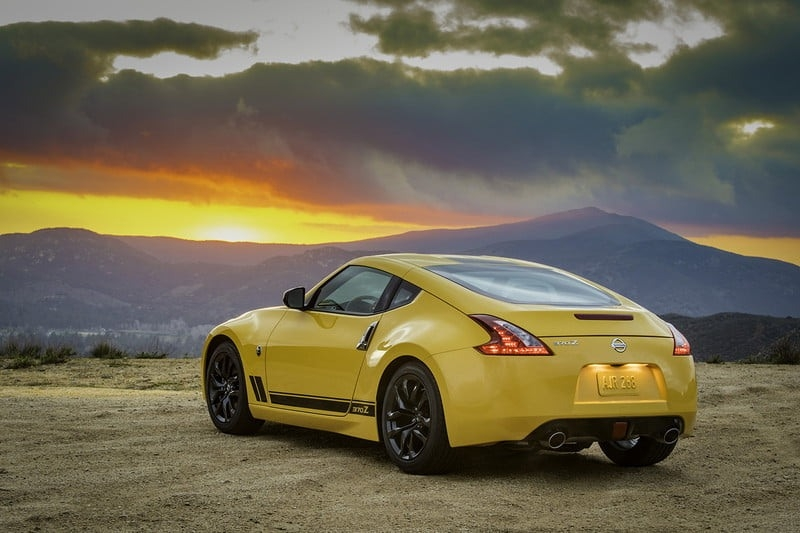 The 2018 Nissan 370Z First Drive