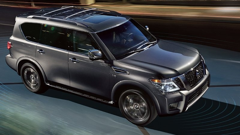 Best 2018 Nissan Armada Specs and Review