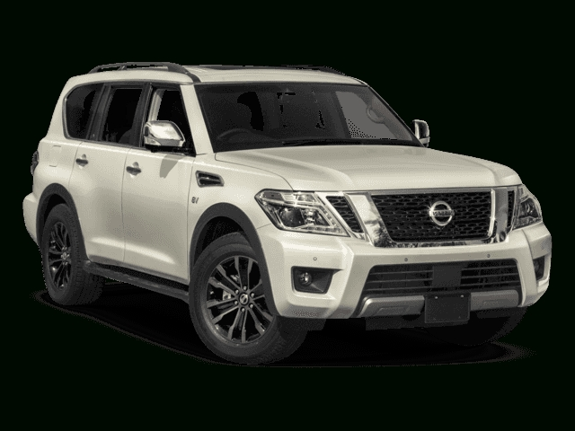 The 2018 Nissan Armada Redesign and Price
