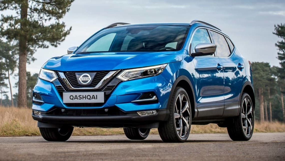 The 2018 Nissan Qashqai First Drive