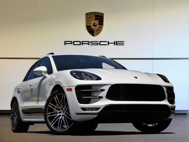 New 2018 Porsche Macan Turbo First Drive