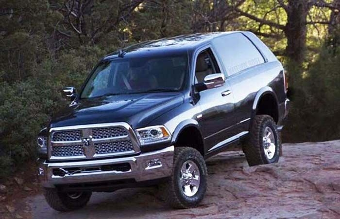 2018 Ram charger Specs and Review